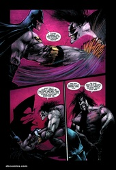 batman, lobo, deadly serious, sam kieth, dc