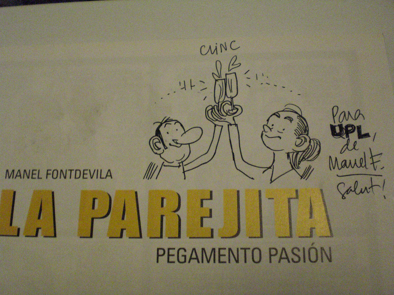 Manel Fontdevila, Unic�mic, el jueves