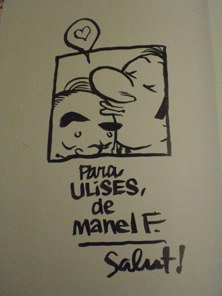 Manel Fontdevila, Unicómic, el jueves