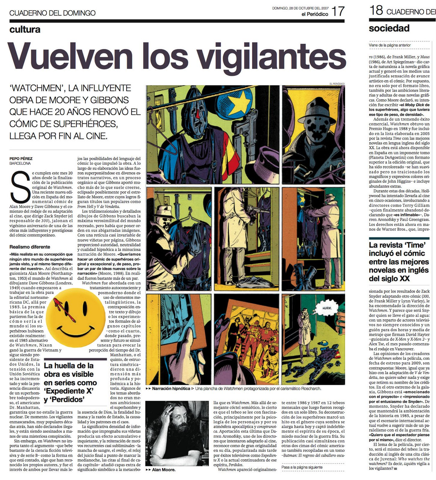 watchmen, alan moore, dave gibbons