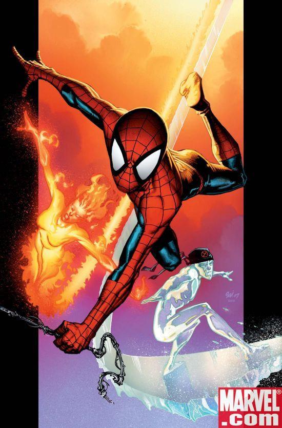 brian michael bendis, spider-man, ultimate