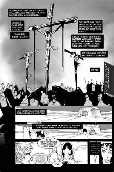 manga bible, manga, biblia, mecha, samurai